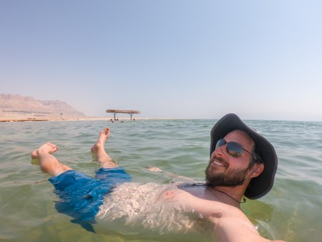 daddy in the dead sea