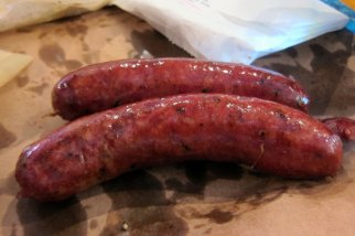 Sausage - raw or cooked?