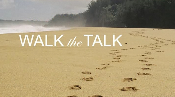True Actions Speak Your Heart: Wise Words On Wednesday: Walk The Talk