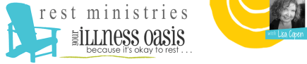 Rest Ministries - Chronic Illness and Pain Support