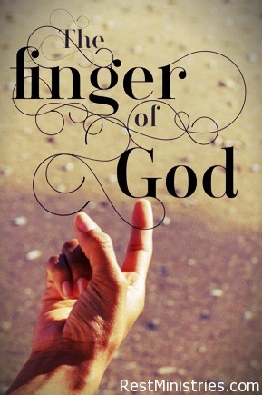 finger-of-god