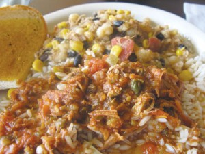 YATS All Folks: Cajun-Creole cuisine gone horribly wrong