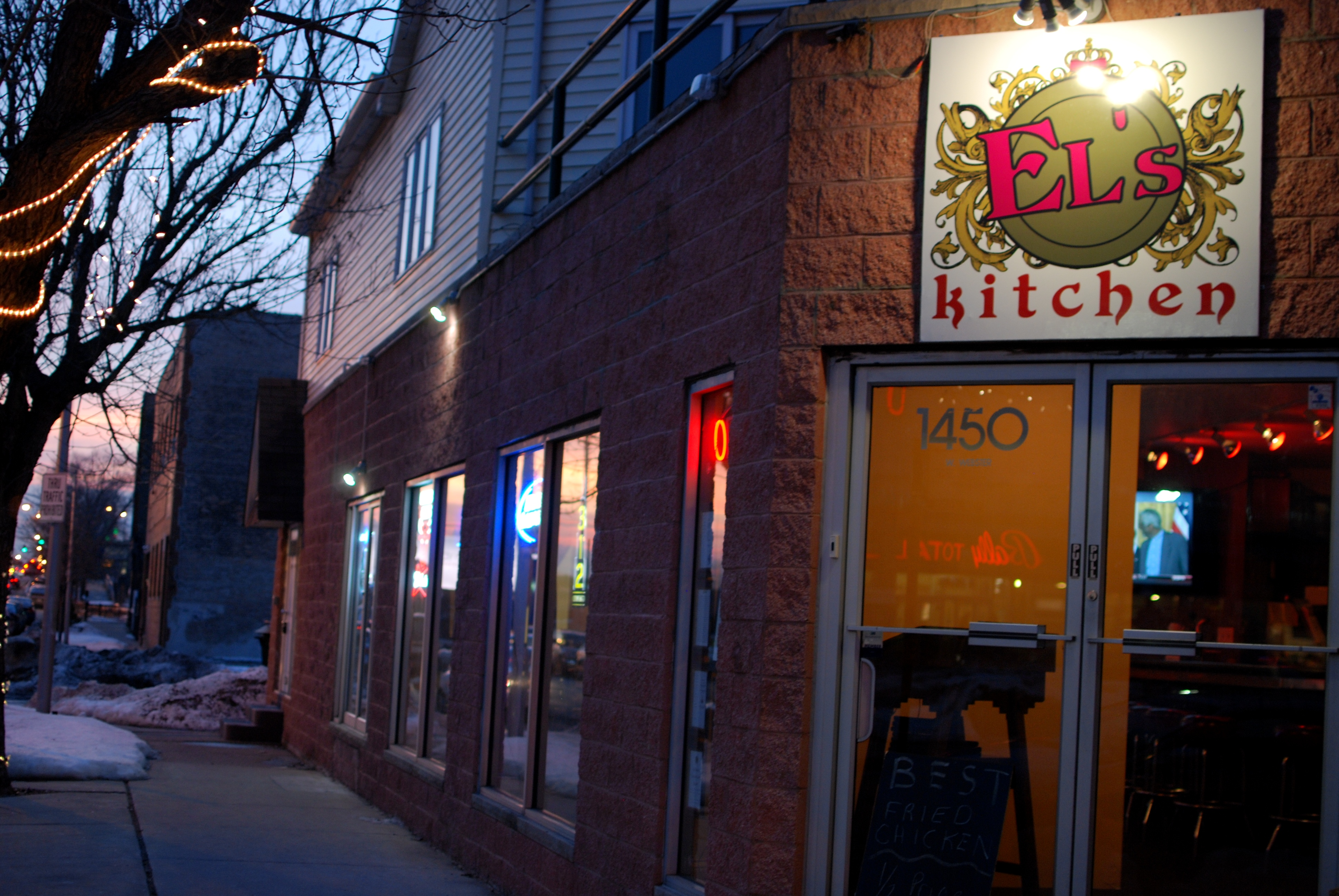 """opening a restaurant July 11: fino's """"soft opening,"""" a complimentary feed for the investors and some 75 other invited guests, happens tonight with candles flickering on the tables and a huge vase of flowers on the hostess stand, the restaurant looks stunning."""