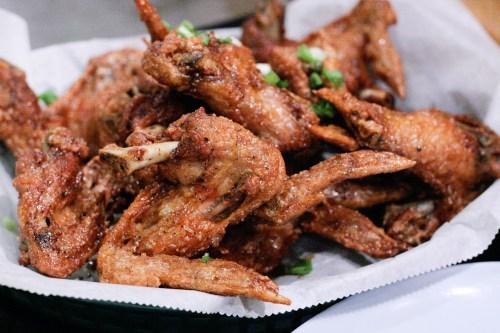 Wings from Crisp