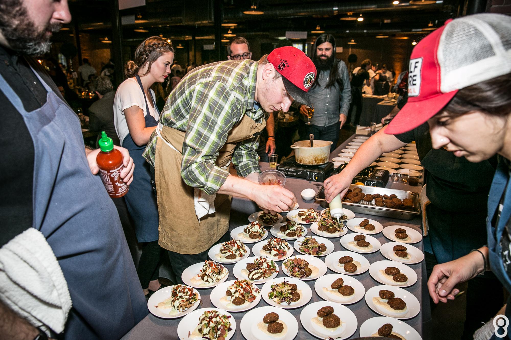 Meals on Wheels Celebrity Ball 2015/Photo: Huge Galdones