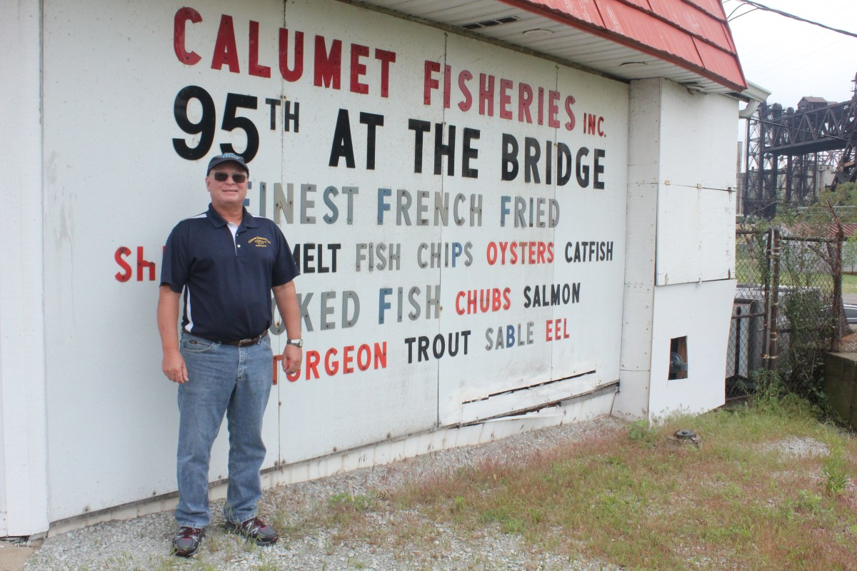 Summer 2017: Summertime at Calumet Fisheries