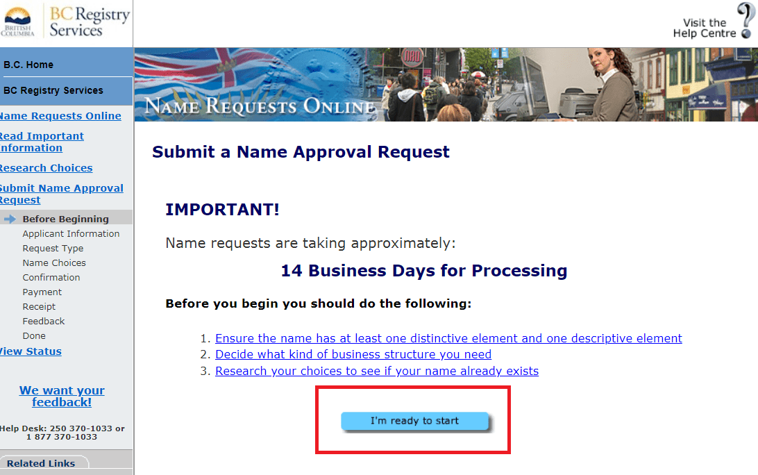【商業攻略】如何在加拿大BC省申請註冊公司 - restobox