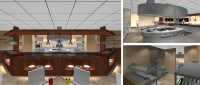 Restomart Make Great Kitchen Layout with Master Chef CAD ...