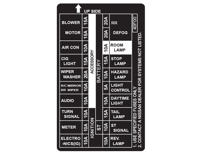 sx4 fuse box wiring diagram - 2005 suzuki forenza wiring diagram
