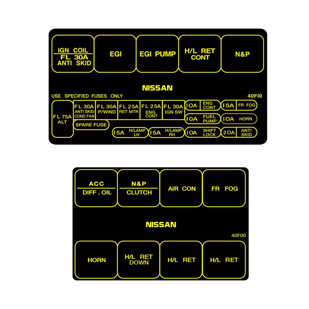 medium resolution of s13 fuse box label