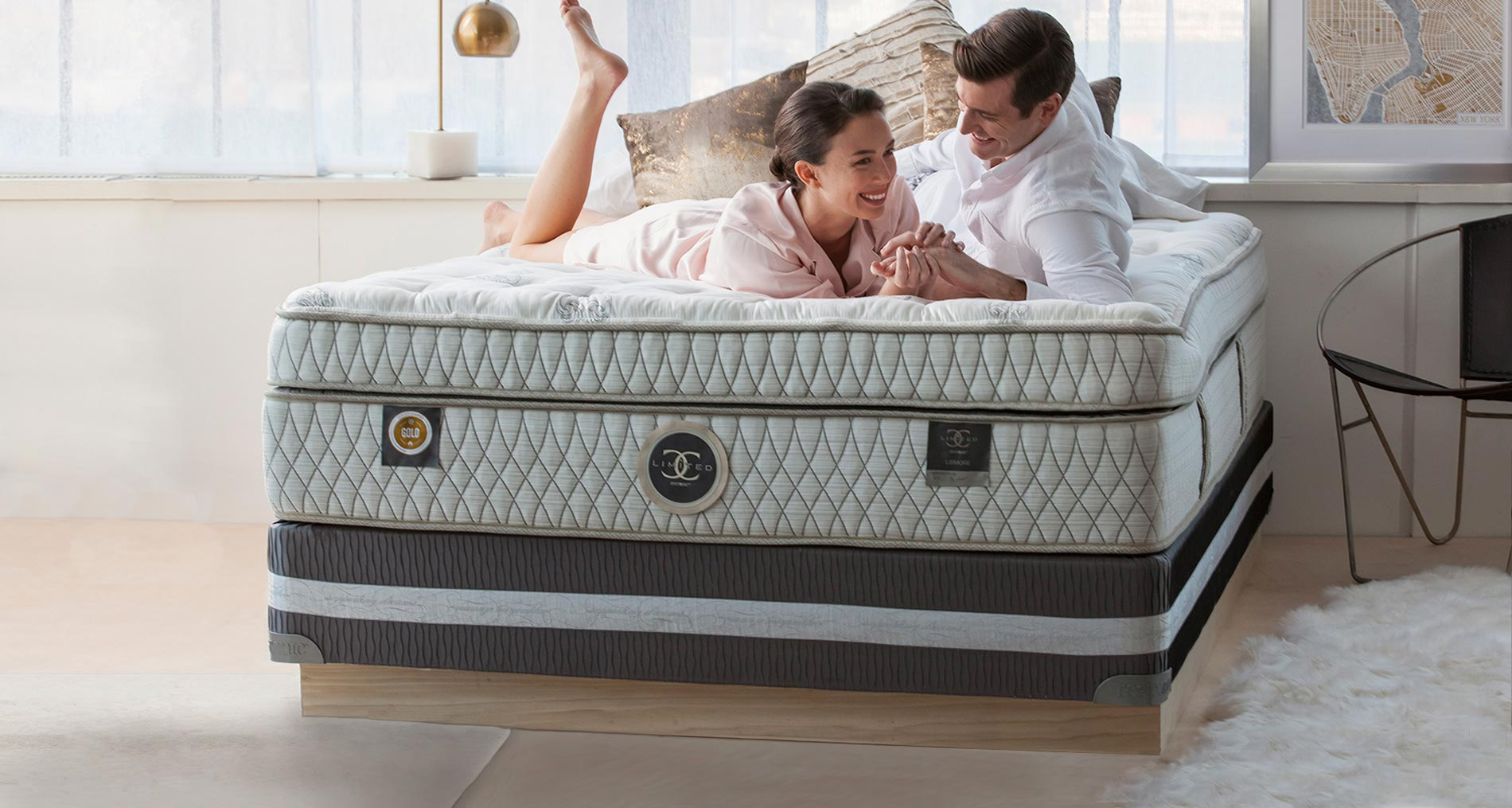 Restonic Mattress  Handcrafted mattresses since 1938