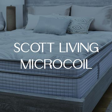 Scott Living Mattresses Designed by Drew and Jonathan