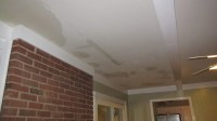 Water Damaged Ceiling Repair