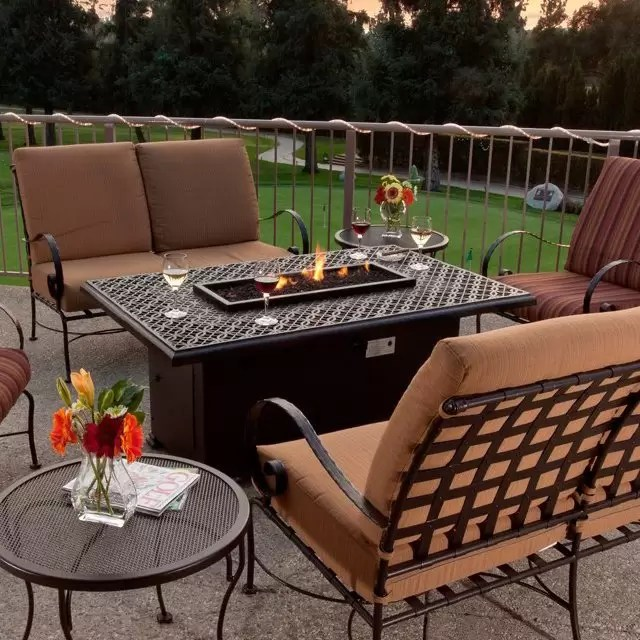 what is a fire table pros and cons