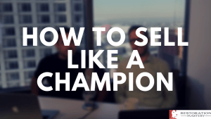 How to Sell like a Champion (RMTV17)