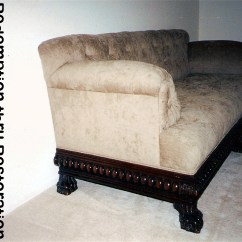 Sofa Reupholstery Cost Sydney 10 Foot Long Leather East Los Angeles Ca Restoration Custom