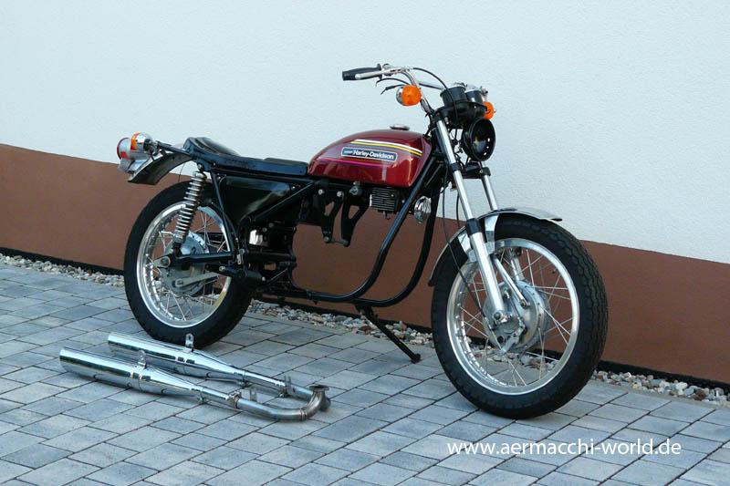 Sven's SS-350 (1974) – AERMACCHI-WORLD