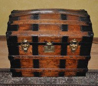 The Filing Cabinet Trunk