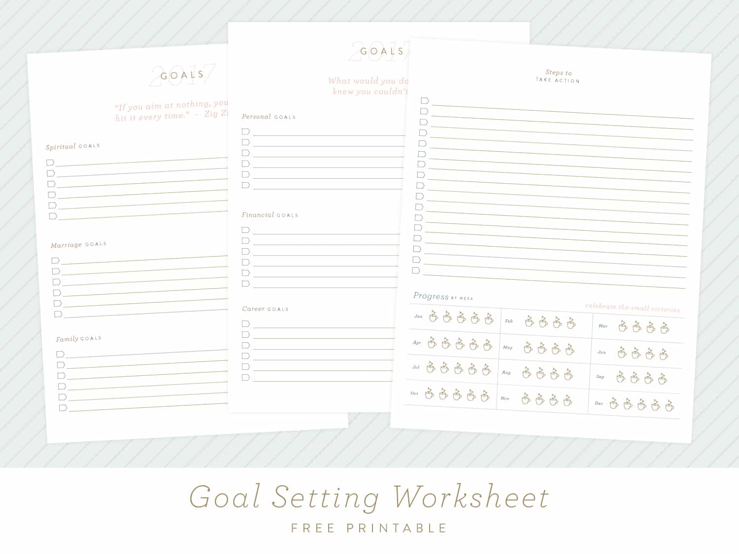 Tips For Setting And Achieving Your Goals Feminine Wordpress Themes Restored 316