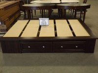 Furniture Platform Bed