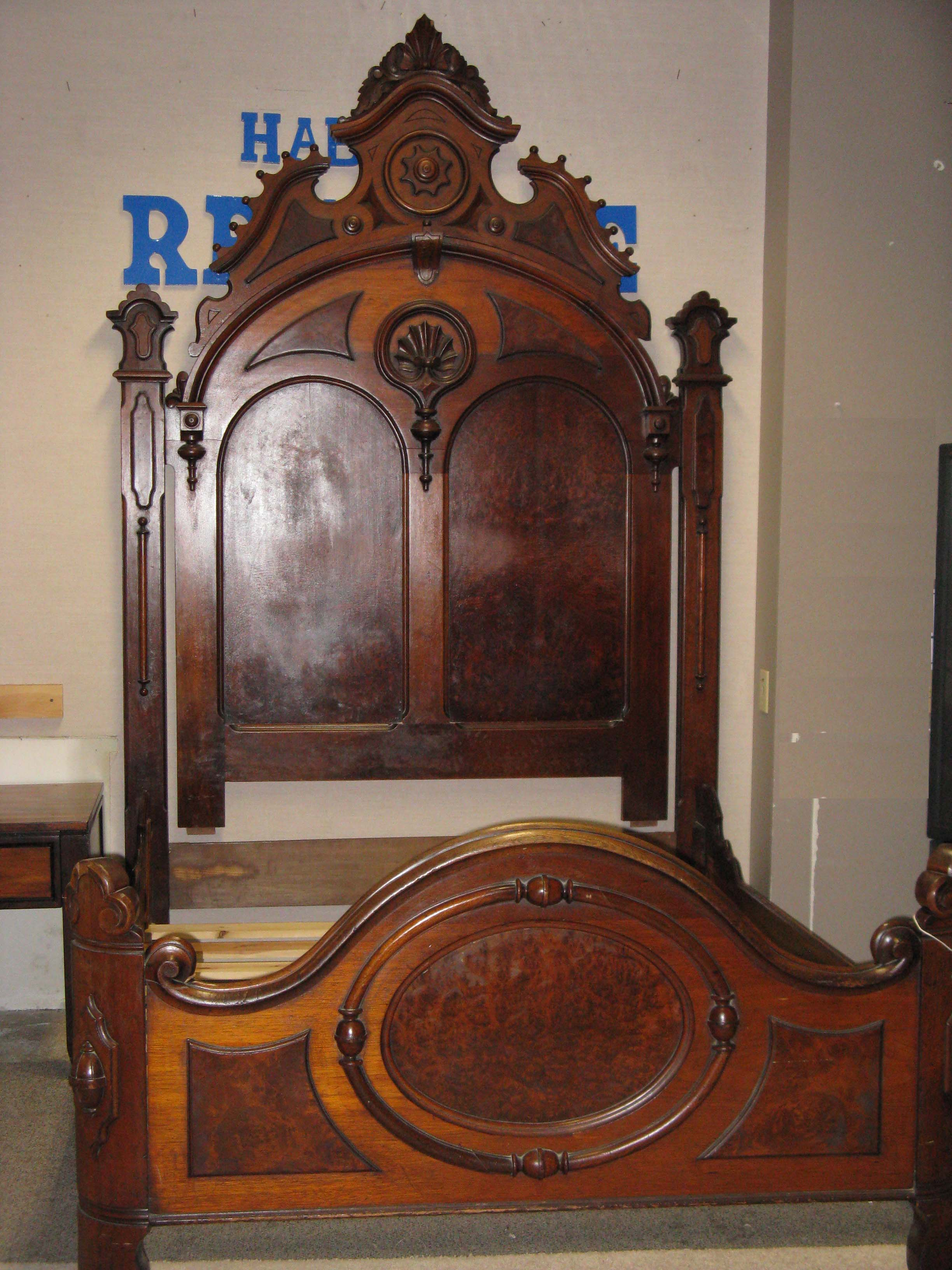 LincolnStyle Bed Donated to ReStore  The Before  After