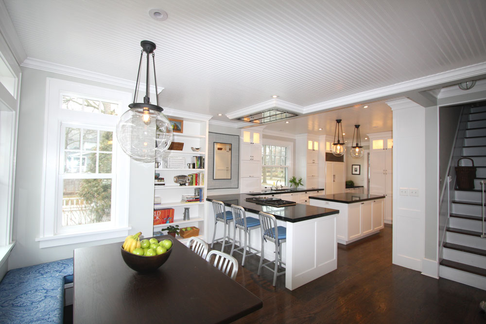 open concept kitchen  Chicago Home Remodeling