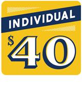 Individual Membership $40