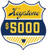 Keystone $5,000 membership