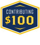 Contributing $100 membership
