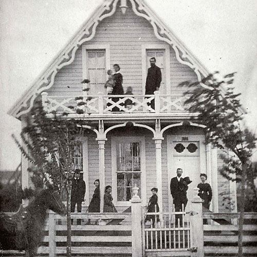 Pioneer Farmsteads Of The Willamette Valley 1841 1865