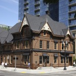 The Ladd Carriage House (1883), Portland – repurposed as the Raven & Rose Restaurant (2012)