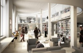 511 Library (image courtesy of Allied Works Architecture)