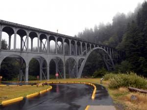 CapeCreek Rail-bridge