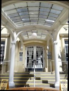 Dome Building Entrance  (Restore Oregon photo)