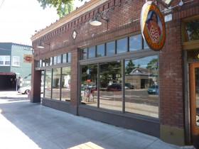 Unreinforced masonry building in NE Portland (Photo courtesy Rob Dortignacq)