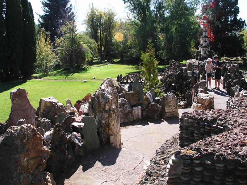 Delicieux Petersen Rock Garden 004