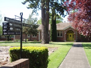 Howard Hall in 2010 (Photo courtesy Carin Carlson)