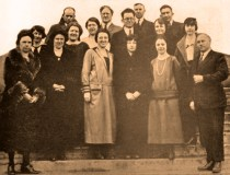 1924 High School faculty.