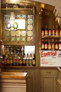 speakeasy/espresso bar (photo courtesy of Menucha Retreat and Conference Center)