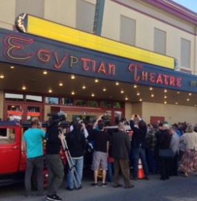 The Grand Re-Opening of the Egyptian Theater (photo: Restore Oregon)