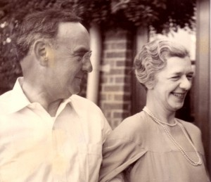 Julius and Grace Meier in 1935 (photo courtesy of Menucha Retreat and Conference Center)