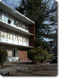 McNaughton dormitory (photo courtesy of Reed College)