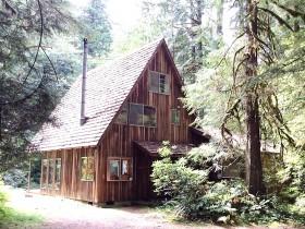 Mt Hood cabin - Tatum ClintonSelin