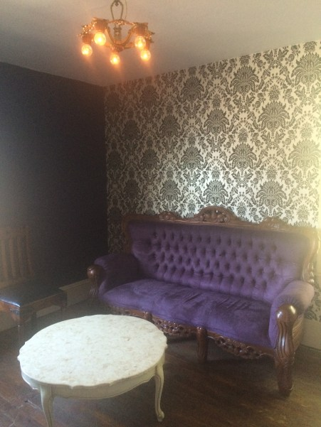 The Upstairs of Beech Street Parlor