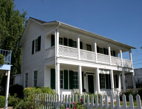 Floed-Lane House, Roseburg