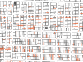 Underlying lot lines are present in neighborhoods across Portland. A citywide map has been provided by the Portland Chronicle.