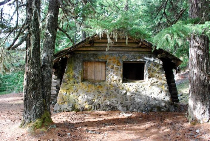 Sandy Guard Station, Mt. Hood National Forest