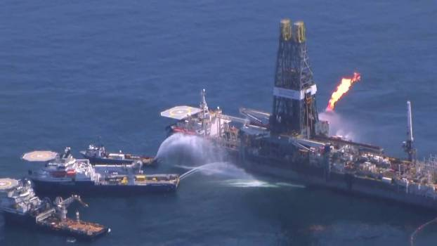 BP Oil Disaster - Day 48