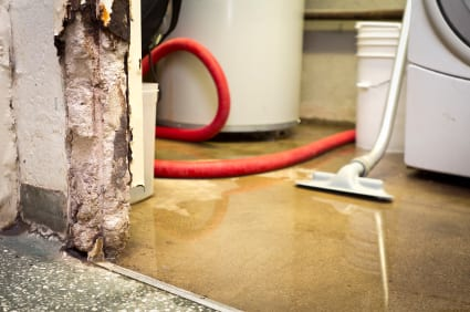 plumbing overflow cleanup in maryland