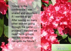 Restoring Hearts Women's Conference is a ministry of Prodigals International